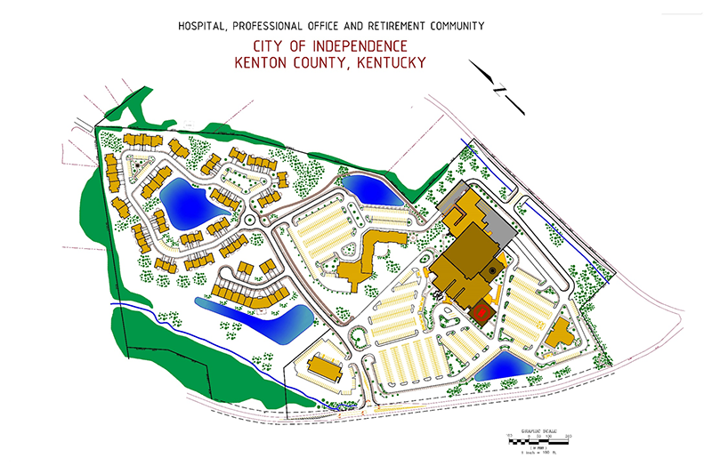 plans for commercial development in KY
