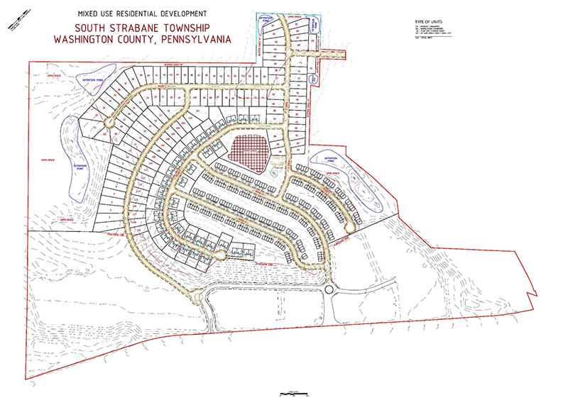 Mixed use development in PA