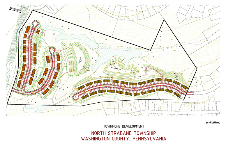 Townhome Development in PA