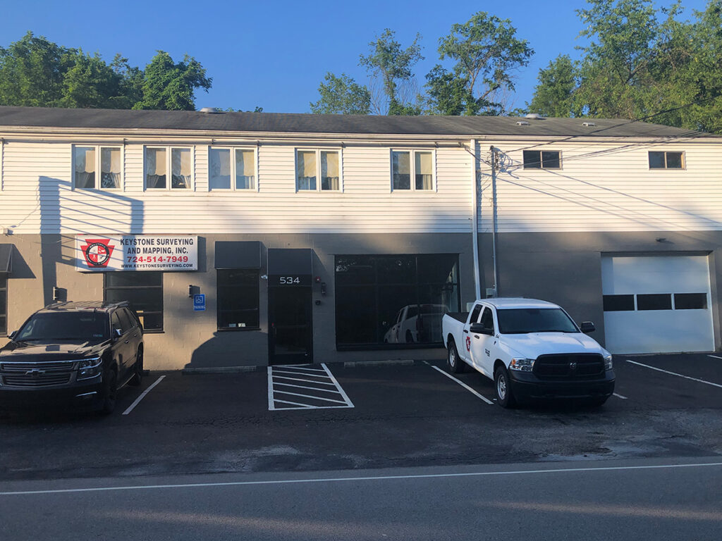 Keystone Surveying & Mapping, Inc. New Headquarters