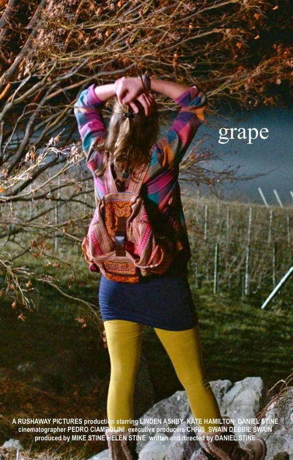 grape poster