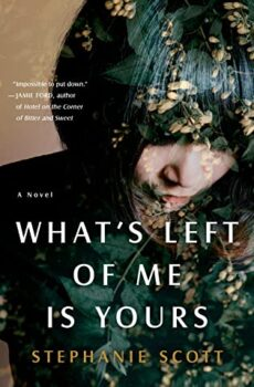 Review   What's Left of Me is Yours