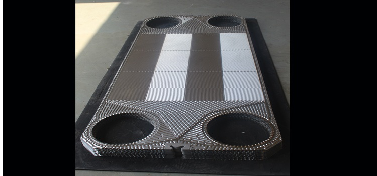 Refurbishment Of M30 Plate Heat Exchangers