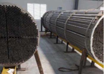Titanium Tubular Heat Ex
