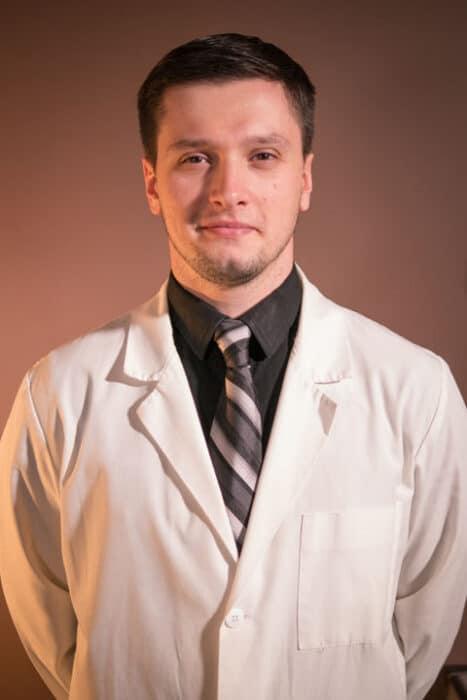 D.C. Nikolay Chernukhin Russian Chiropractor in Vancouver WA