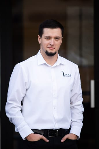 Nikolay Chernukhin, Doctor of Chiropractic