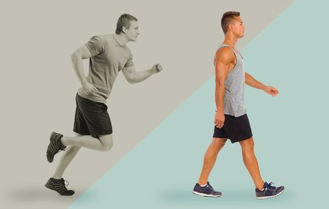 Is Walking or Running Better?