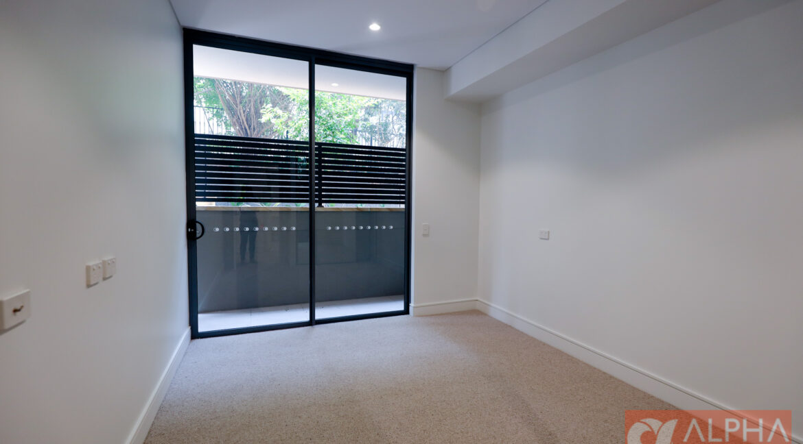 Lindfield 1 bedroom unit