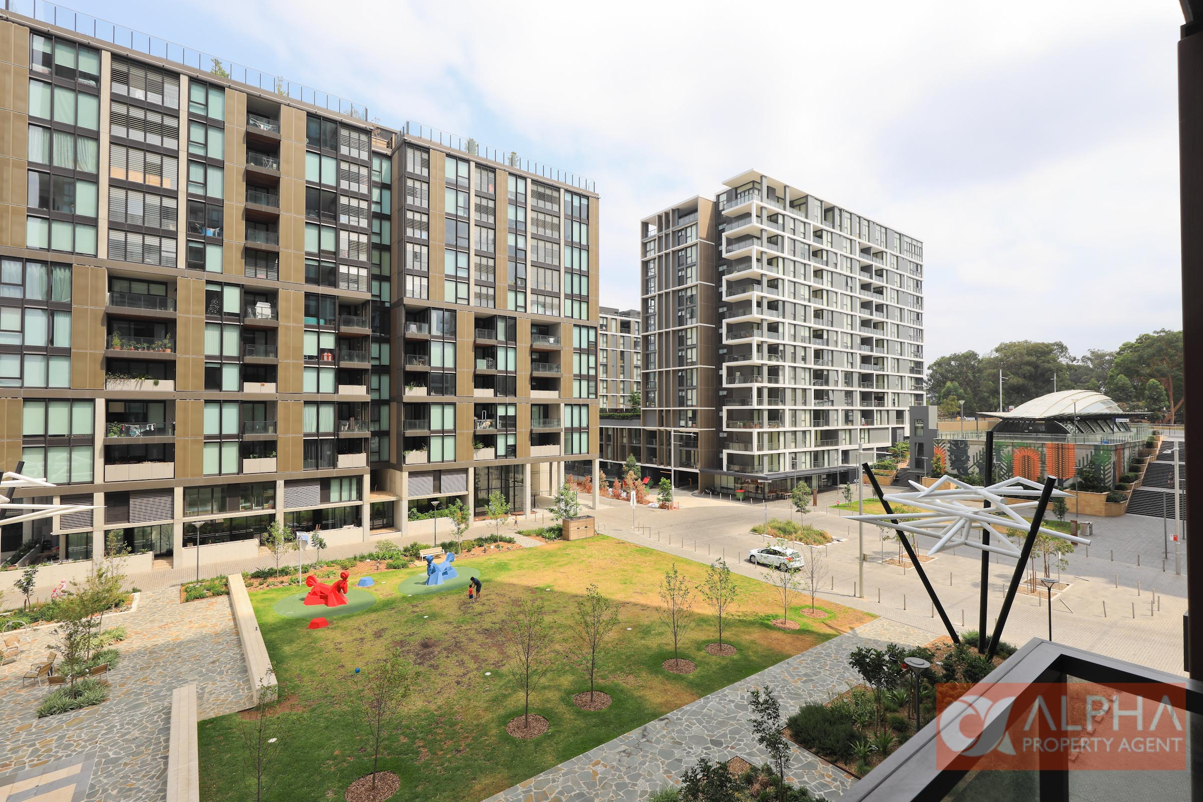 North Ryde Garden – Unit