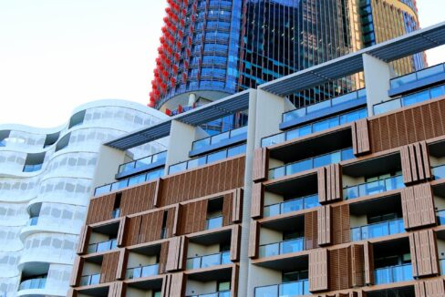 Barangaroo Darling Harbour penthouse