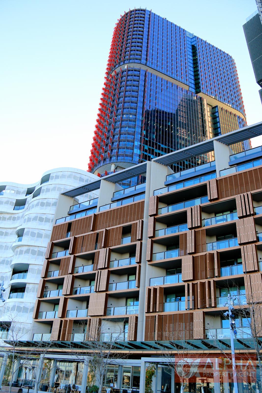 Darling Harbour – Barangaroo Penthouse