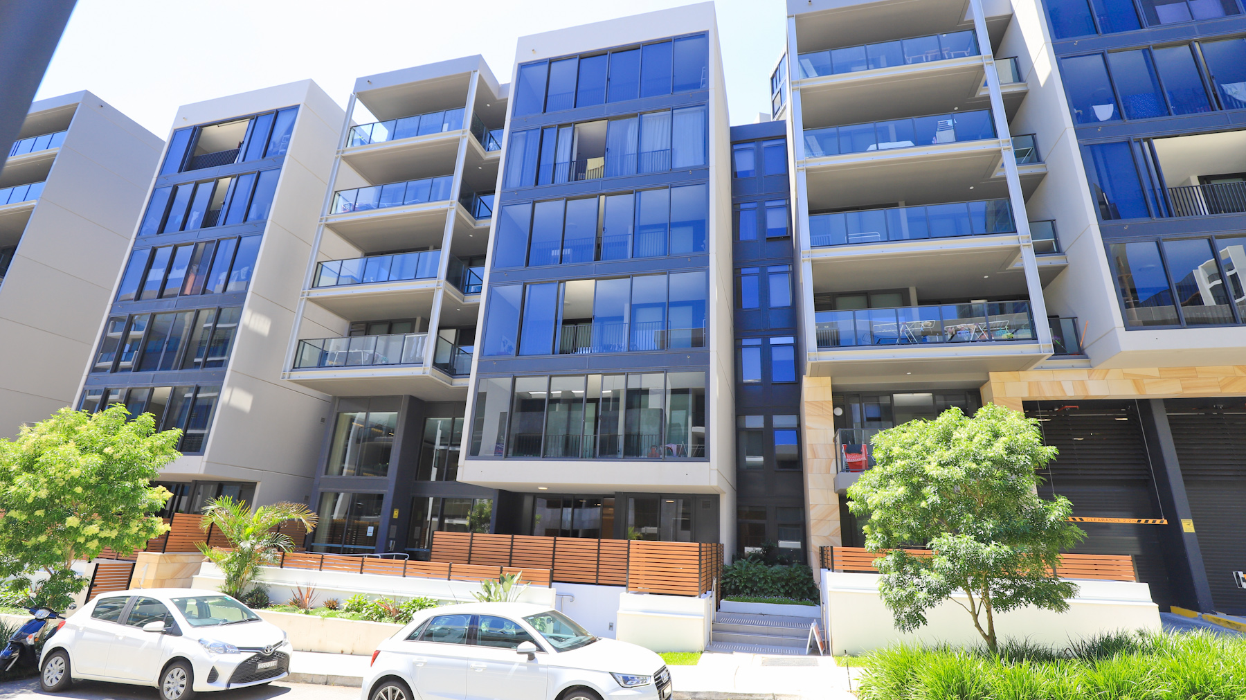Wentworth Point – Unit