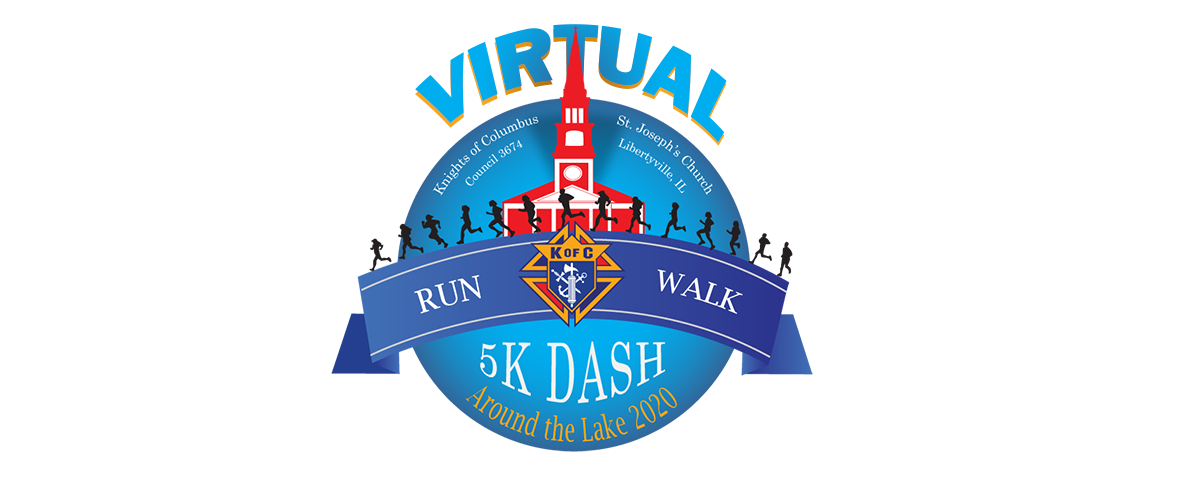 5K Run/Walk Dash Around The Lake