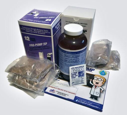 Pro Pump Septic Saver - TW Ammons Septic Service Inc