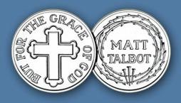 Matt Talbot Medallions