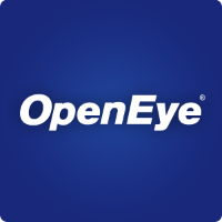Open Eye Logo