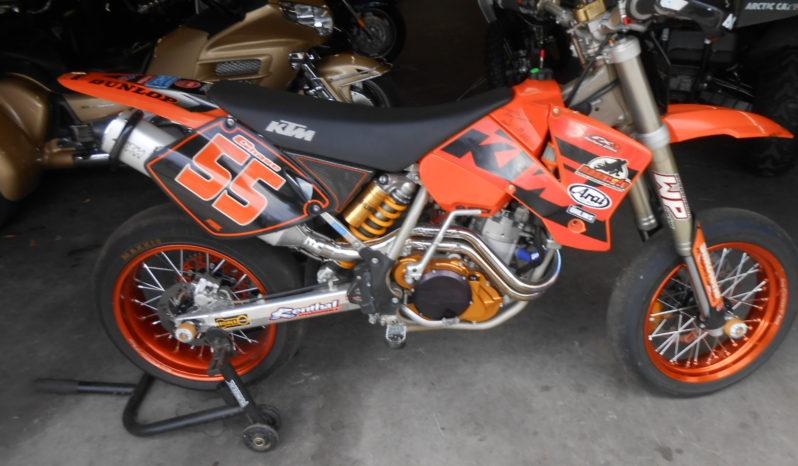 KTM 525 Supermoto (Track Only) full