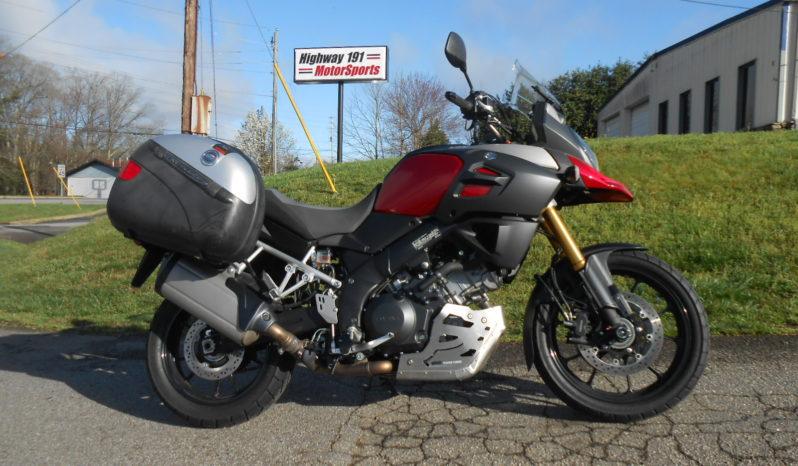 2014 Suzuki V-Strom 1000 ABS full