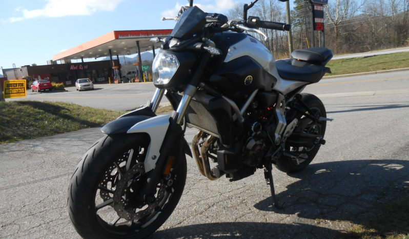2015 Yamaha FZ-07 full