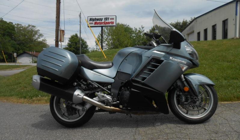 2008 Kawasaki ZX1400 Concours full