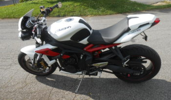 2014 Triumph Street Triple 675 R ABS full