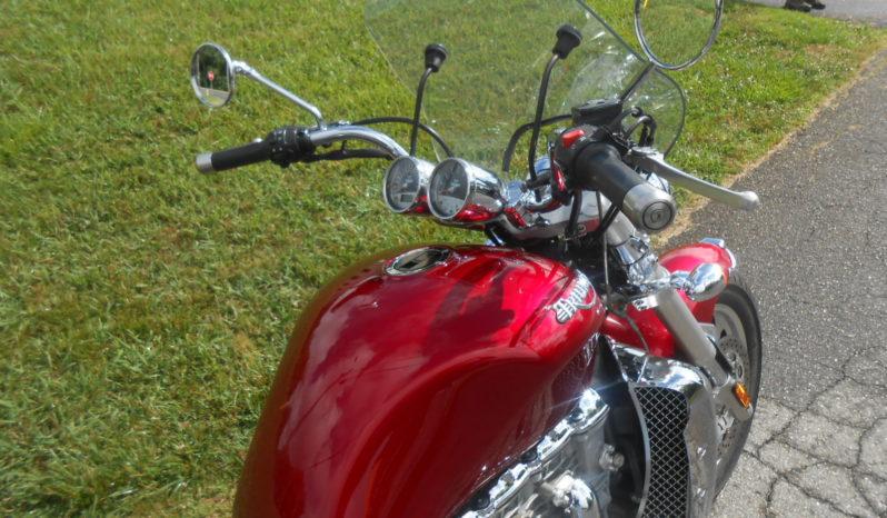 2005 Triumph Rocket III full