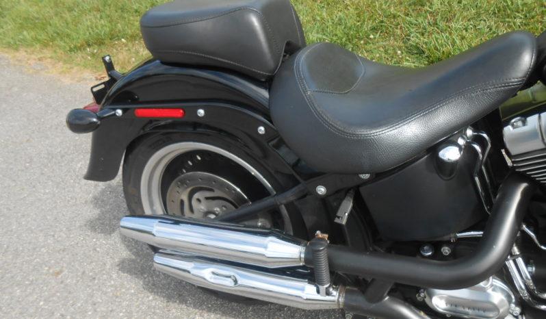 2011 Harley-Davidson Fat Boy Low full