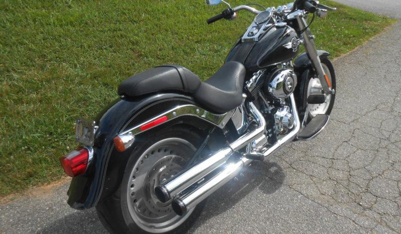 2012 Harley-Davidson Fat Boy full