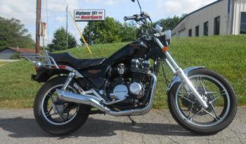 1980 Honda Nighthawk 550 full