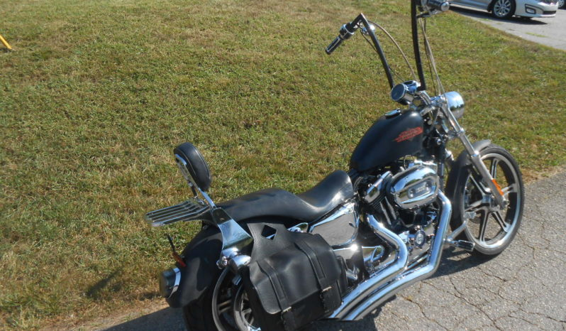 2009 Harley-Davidson XL1200 Sportster full