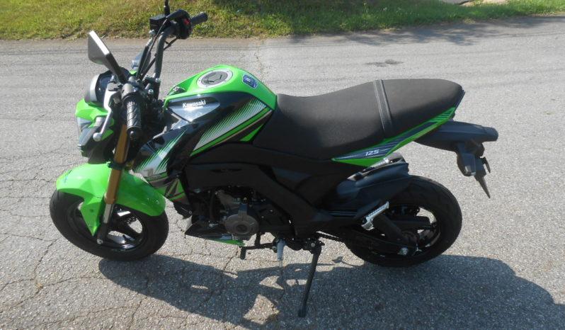 2018 Kawasaki Z125 Pro KRT full