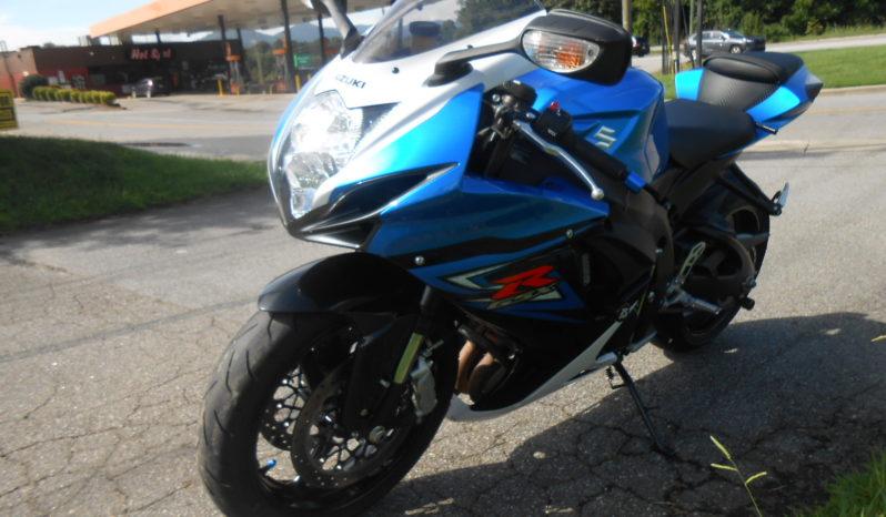 2014 Suzuki GSX-R600 full