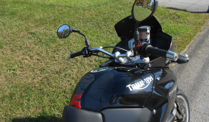 2010 Triumph Tiger 1050 ABS full