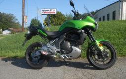2009 Kawasaki 650 Versys