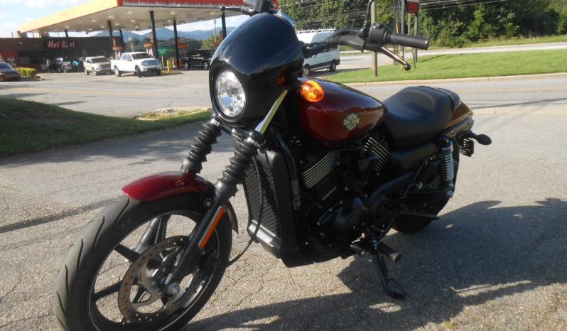 2016 Harley-Davidson Street 750 full