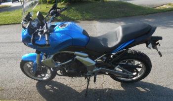 2009 Kawasaki Versys 650 full