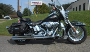 2005 Harley-Davidson Heritage Softail Classic full