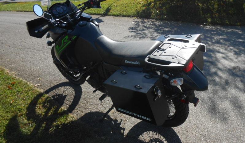 2017 Kawasaki KLR650 full