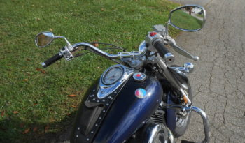 2001 Yamaha V-Star 1100 full