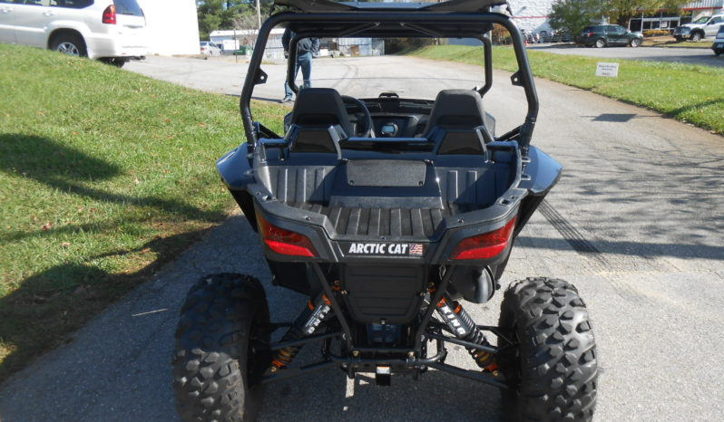 2017 Arctic Cat Wildcat Sport SE full