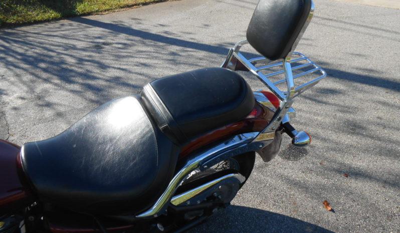 2009 Kawasaki Vulcan 900 full