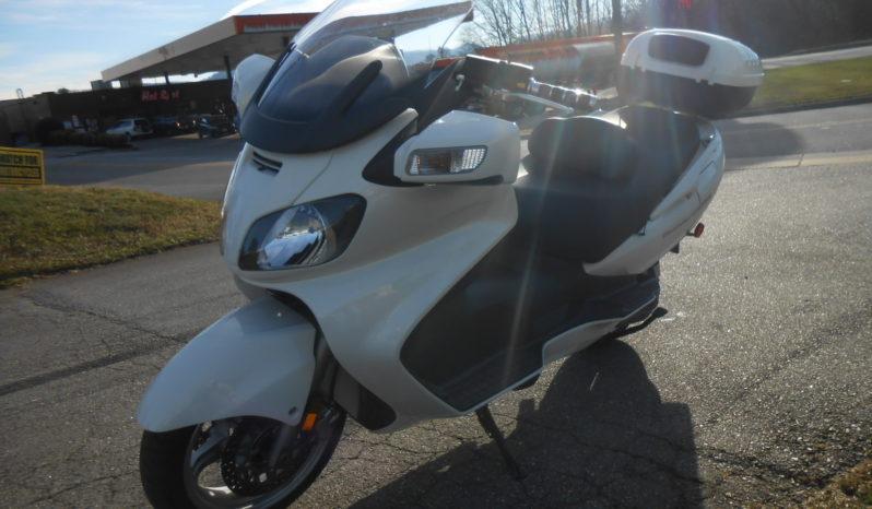 2009 Suzuki Burgman 650 full