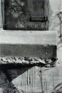 Abandoned Shut Precipice, Photo by David Lovegrove - Size 10in x 8in (February 2017)