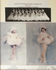 Dance in the 1930s, Photo Collage by Bettie Grey, 17in x 13.5in (September 2016)