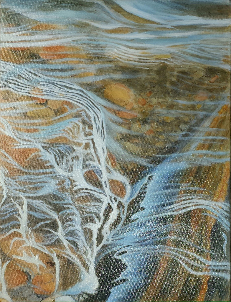 Rapid Rappahannock by Charlotte Burrill Ripples (Jan-June 2017, CBTC)