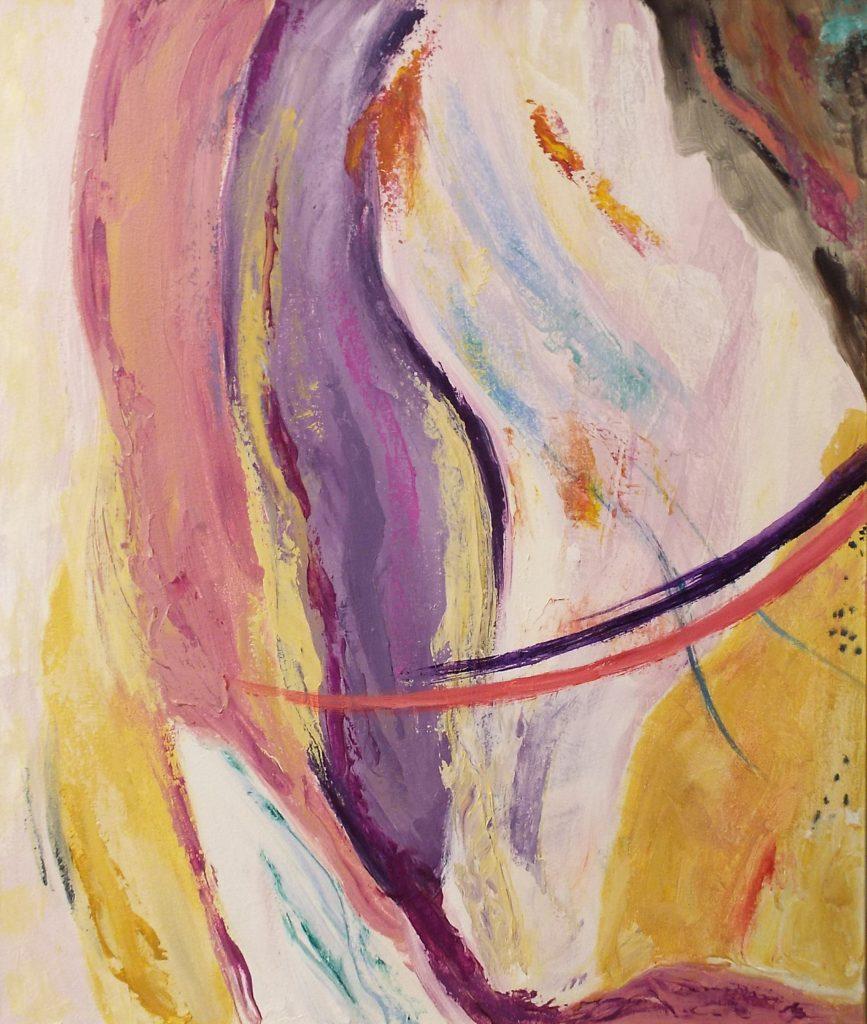 Rhapsody, Oil by Helen Butler - Size 26in x 22in (October 2016)