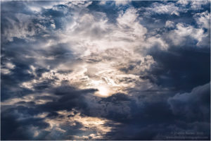 Sky, Photography by Darren Barnes - Size 20in x 30in (February 2017)