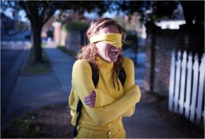 Hannah in Yellow, Archival Pigment Print by Jeromie Stephens- Size 6.75 x 10in (July 2016)