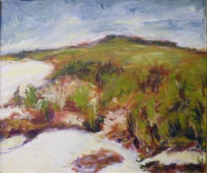 DeSoto Breezes, Oil on Canvas by Kate Dervin (May 2012)