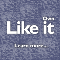Like It, Own It